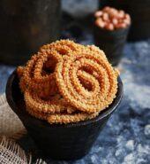 Mullu Murukku – Spicy